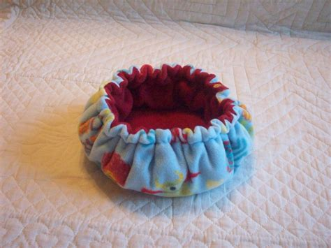 hedgehog bed nest bed for guinea pig hedgehog rat small by cobbcabincrafts