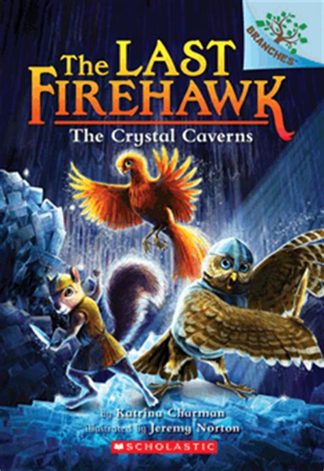 the last firehawk 2 the caverns by charman
