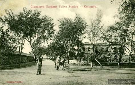 Cinnamon Gardens cinnamon gardens station colombo
