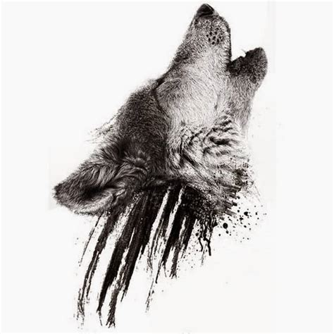 wolf face tattoo designs 82 mind blowing wolf design ideas golfian
