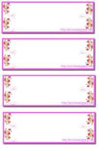 free printable address labels templates free printable address labels 6