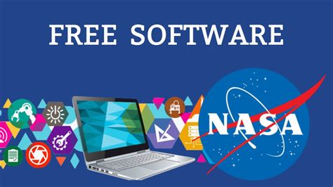 free software nasa has just released tons of free and open source