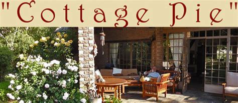 cottage pie businesses in clarens
