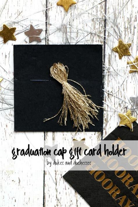 Graduation Cap Gift Card Holder - graduation cap gift card holder dukes and duchesses