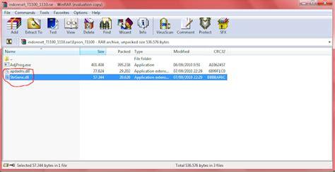 resetter for epson t1100 download resetter dan cara penggunaan resetter printer