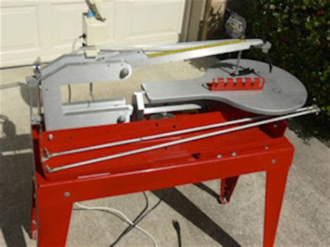 Scrollsaw Workshop Bill Keele Has A Rbi Hawk 226 Vs