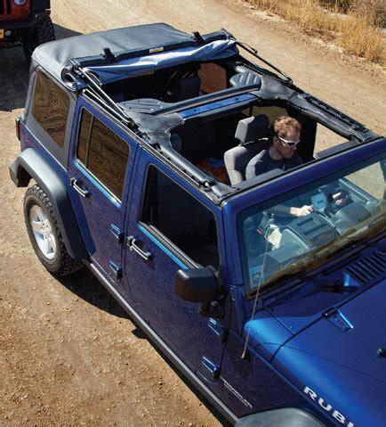 jeep wrangler 4 door top off bestop 174 54723 35 supertop 174 nx soft top with tinted windows