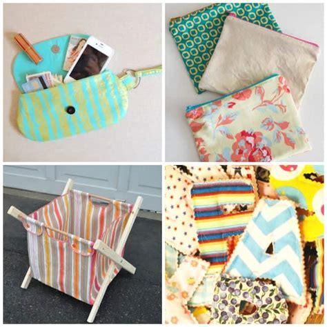 diy decorations sewing sew simple 12 fantastic diy sewing gift ideas