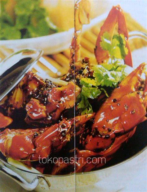 Saus Lada Hitam By Kurakushop resep cara membuat kepiting saus lada hitam tokopastri