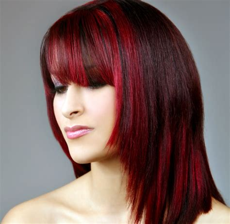 ways to dye hair ways of highlighting hair hairs picture gallery