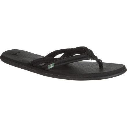 sanuk lu lu flip flop s backcountry