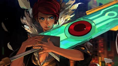 transistor xbox one transistor arrives on ps4 and xbox one on may 20 spawnfirst