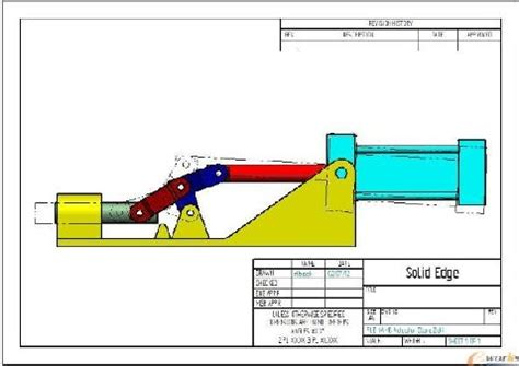 rectangular pattern sketch solid edge solid edge st5 design better products by better design