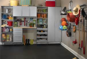 Garage Organization System - basement remodeling ideas basement storage solutions
