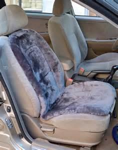 Seat Covers Sheepskin Sheepskin Seat Cushion Lovemysheepskin