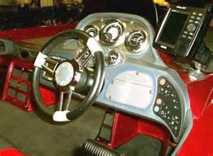 Steering Wheel For Ranger Bass Boat The Ranger Z Comanche Revolution
