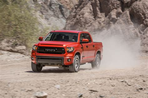 2015 Toyota Trd Pro 2015 Toyota Tundra Trd Pro Test Review Photo Gallery