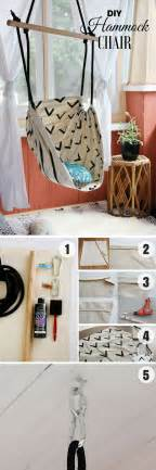 diy stuhl diy hammock chair