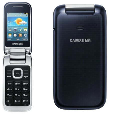 samsung flip phone original samsung c3590 unlocked 2 4 quot 2mp big buttons stylish flip mobile phone ebay