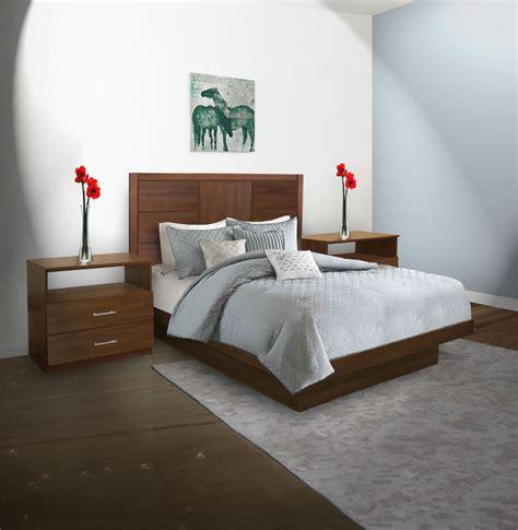 size platform bedroom sets downtown size platform bedroom set 4