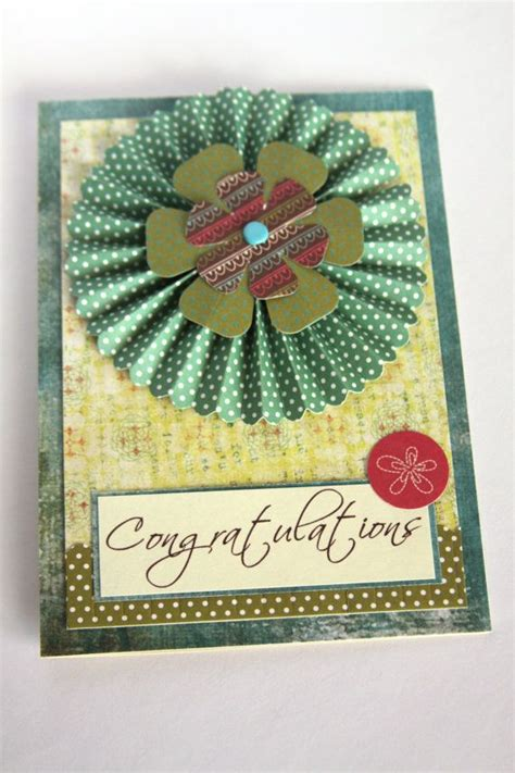 Handmade Congratulations Cards - 66 best images about handmade congratulations cards on