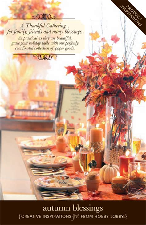 hobby lobby fall decor hobbylobby projects autumn blessings
