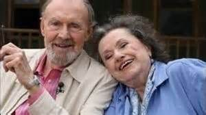 actor richard bull reunited with his tv wife katherine quot scottie quot macgregor offbeat with phil