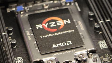 Processor Amd Ryzen Threadripper 1950x 16 32 Threads 3 4 Ghz amd ryzen threadripper 1950x benchmark leaked 16 cores 32 threads segmentnext