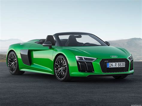 Pictures Of An Audi R8