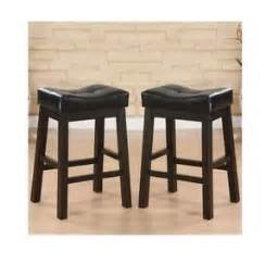 Counter Height Chairs For Kitchen Island Backless Bar Stools Leather Saddleback Counter Height