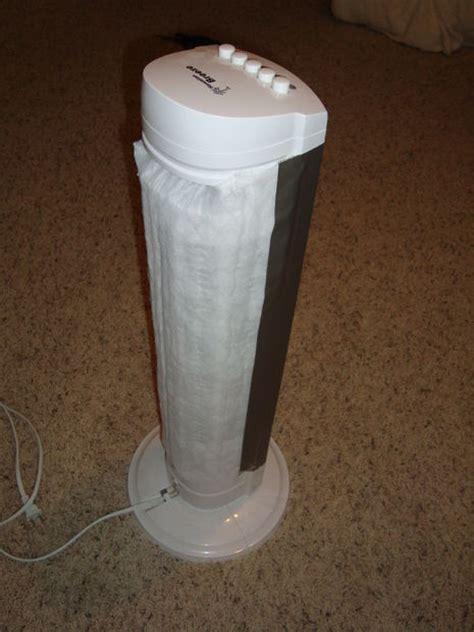 homemade air purifier cat litter box air filter