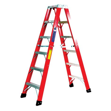 fiberglass step ladders heavy duty fiberglass