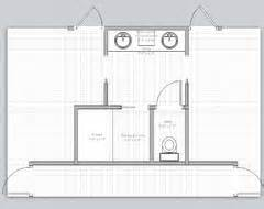 3 way bathroom floor plans and baths