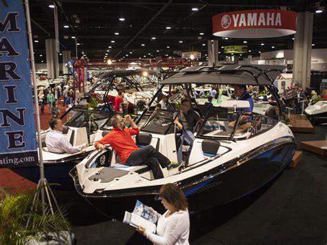 atlanta boat show scheduled for january - January Boat Show