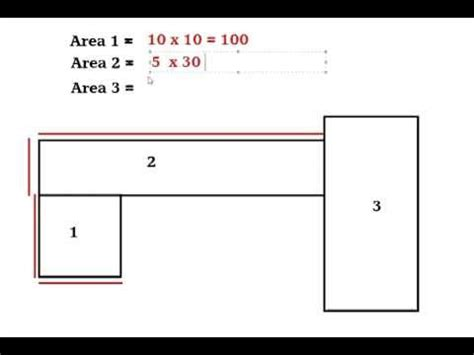 how to calculate square footage of house how to measure square footage youtube