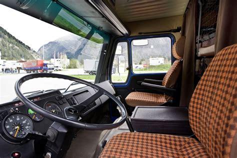 historia kabin sypialnych  samochodach ciezarowych czyli