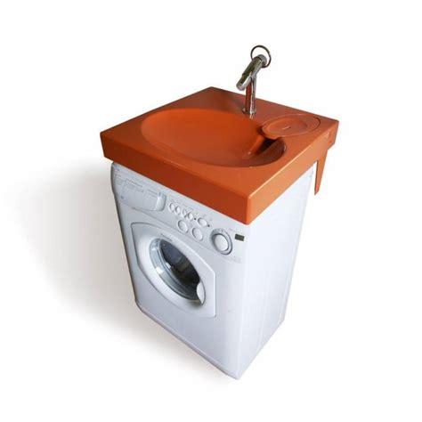 Waschmaschine An Waschbecken Anschließen by Lavabo Gain De Place Sur Machine 224 Laver