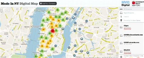 show map of new york maps mania silicon alley roundabout on maps