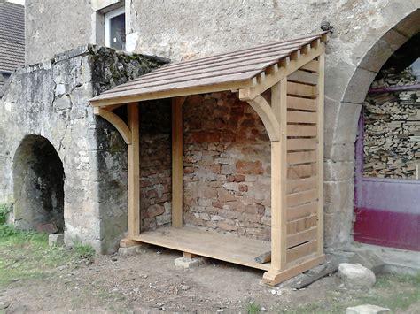 Garage Plan Design abri bois bois et fibres