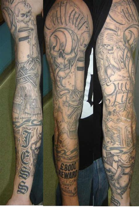 ned kelly tattoo designs ned sleeve