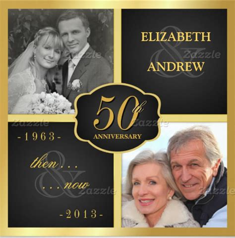 50th Wedding Anniversary Templates Free Templates Resume Exles Oja9vbnyrv 50th Anniversary Templates Free