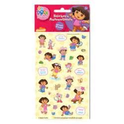 Home Decor Little Rock dora the explorer sticker set
