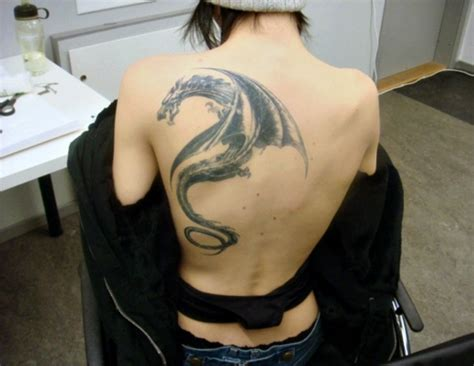 themes of girl with the dragon tattoo the girl with the dragon tattoo on his back