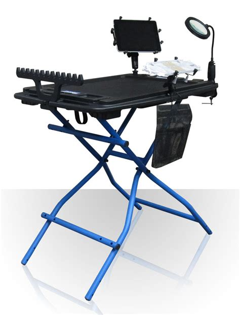 fiber optic splicing table splicer work station 2 u teck u teck