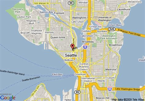seattle hotels map downtown comfort suites downtown seattle center seattle deals
