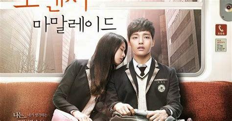 sinopsis film romantis korea sinopsis kdrama orange marmalade 2015 kumpulan film