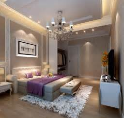 Light In Bedroom 3d Rendering Neoclassical Bedroom Lighting 3d House