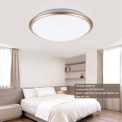 downlights bedroom led 17 quot inch round flush mounted ceiling light downlight