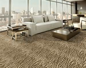 Modern Wall To Wall Carpet