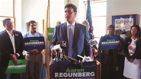 aspray boat house rep regunberg announces bid for lt governor cranston herald